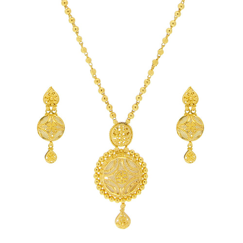 Traditional Filgiri Necklace Set