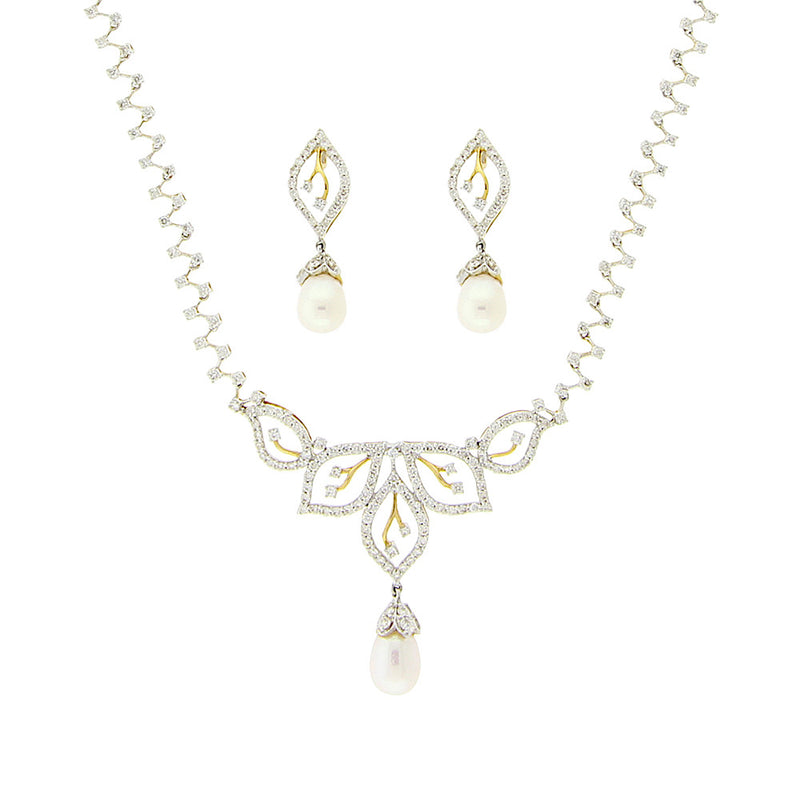 South-Sea Diamond Necklace