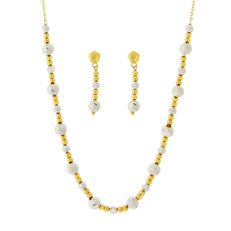 Singapore Necklace Set