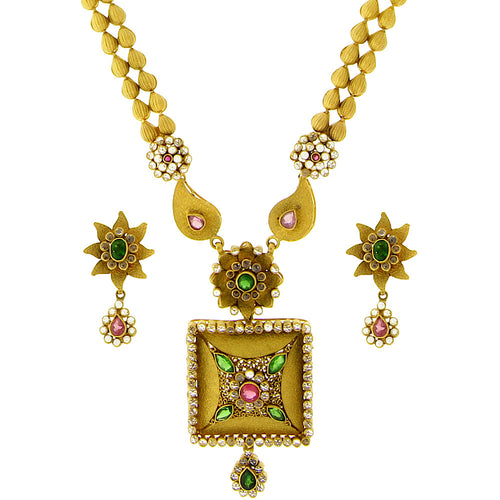 Antique Parap Necklace Set