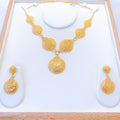 Figiri Finish Necklace Set