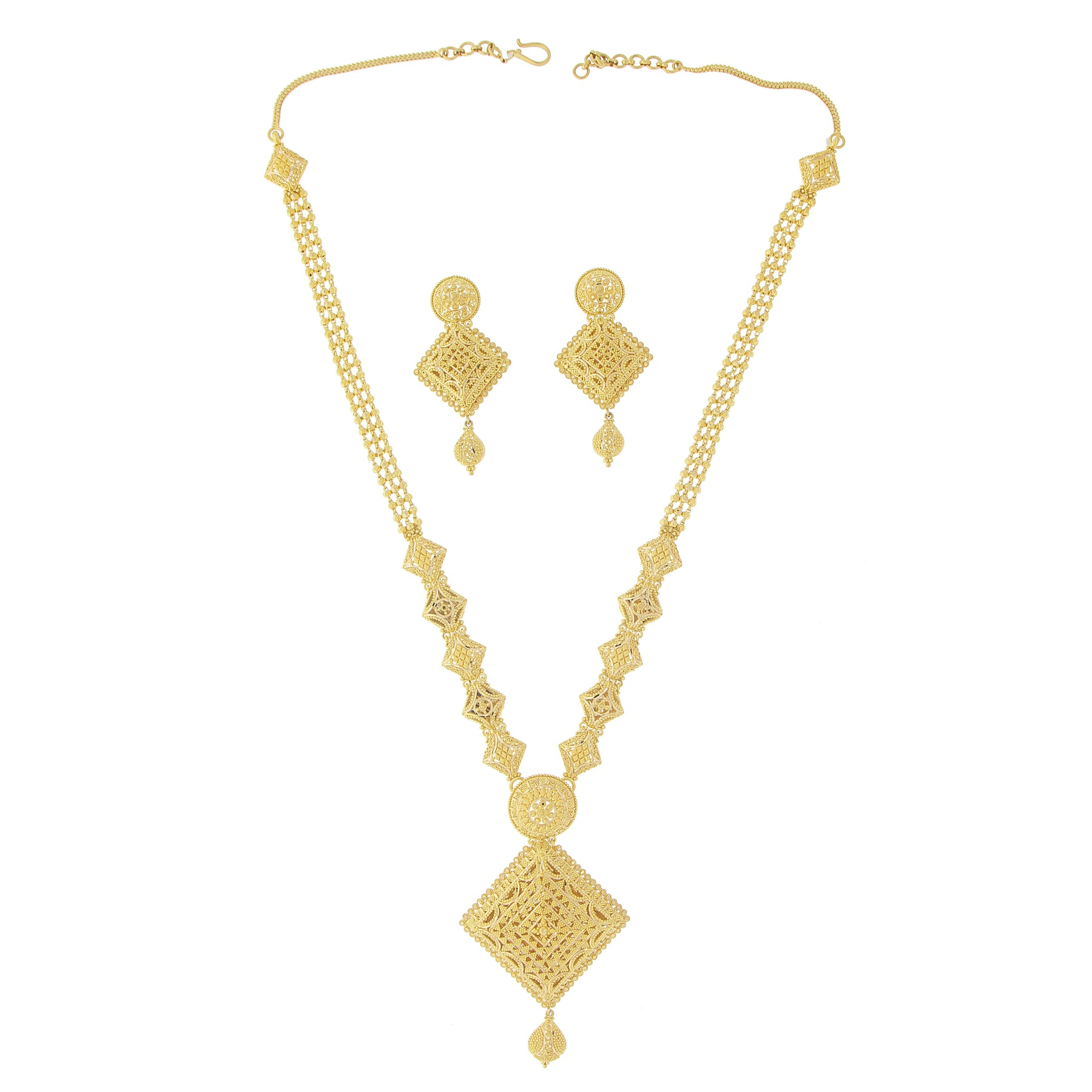 buy goldnera strand like plated real line looks dp gold chain necklace