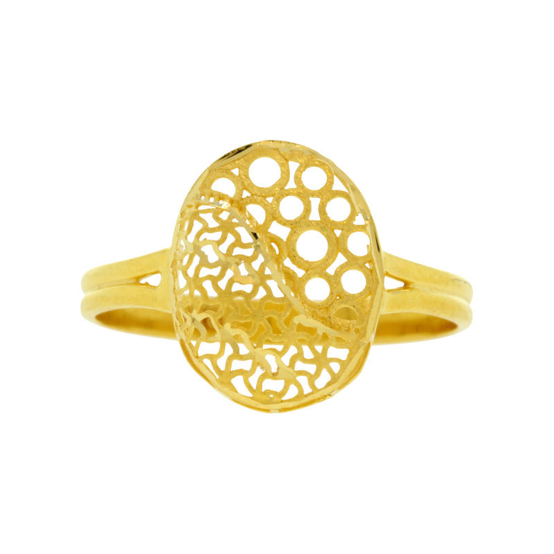 Coral-designed Ring