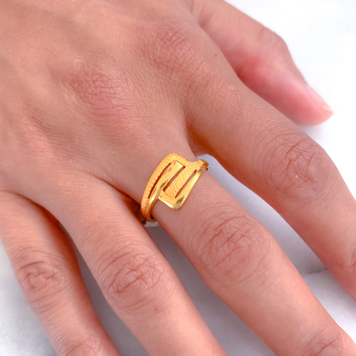 Geometry in Matte Ring
