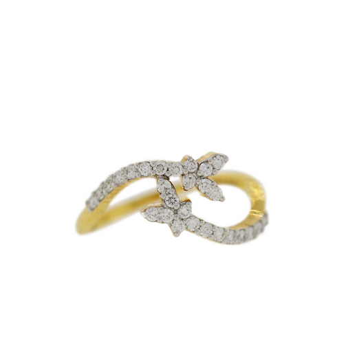 Statement Diamond Ring
