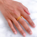 Everyday Charming Rope Ring