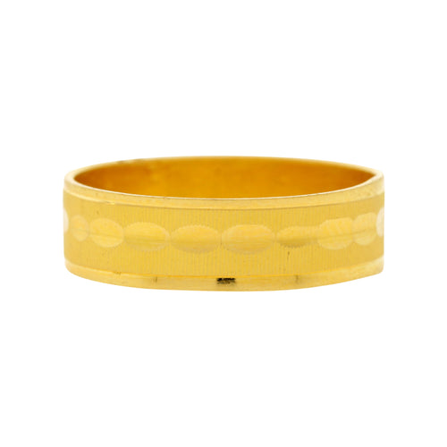 Classic Gold Band