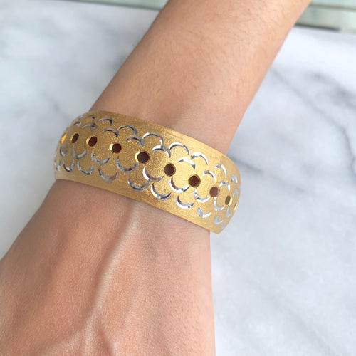 Women's 22k Gold Bangle