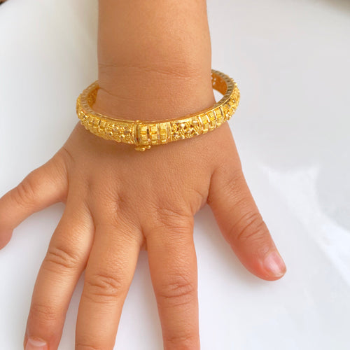 Classic Screw baby bangle