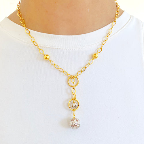 Modern Necklace Set