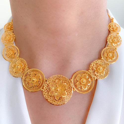 Filgiri Necklace Set