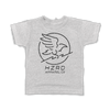 Crow Sign Toddler Tee
