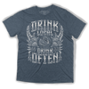 Drink Local, Drink Often Tee
