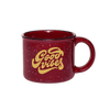 Good Vibes Mug - Maroon