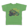 Wild Child Youth Tee - Green