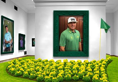 Serendipitous Return To The Masters For Pat Perez