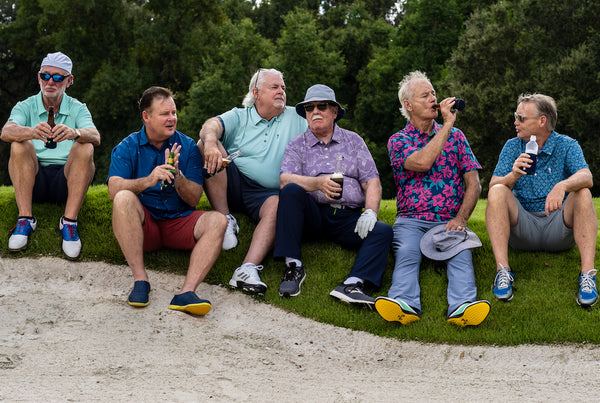 bill murray brothers golf apparel william murray Charleston south carolina austin texas