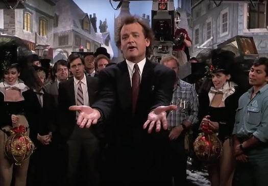 bill murray movies top 10 list scrooged christmas