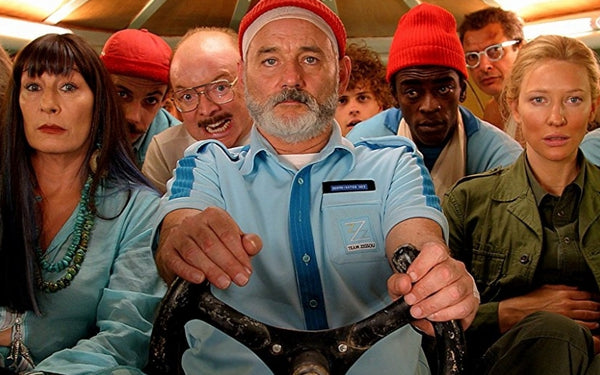 steve zissou the life aquatic bill murray wes anderson david bowie