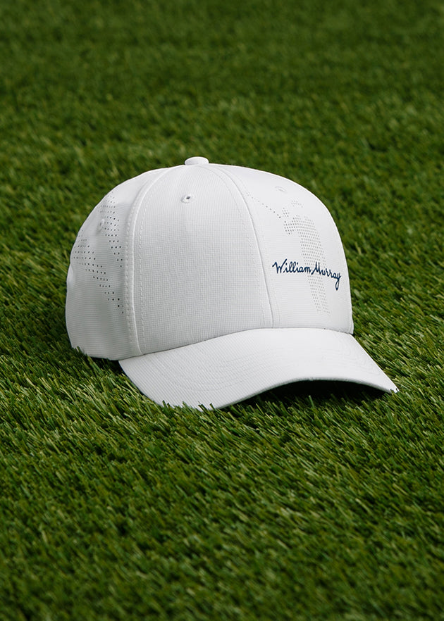 6b6dd096d986e Fringe Script Hat – William Murray Golf