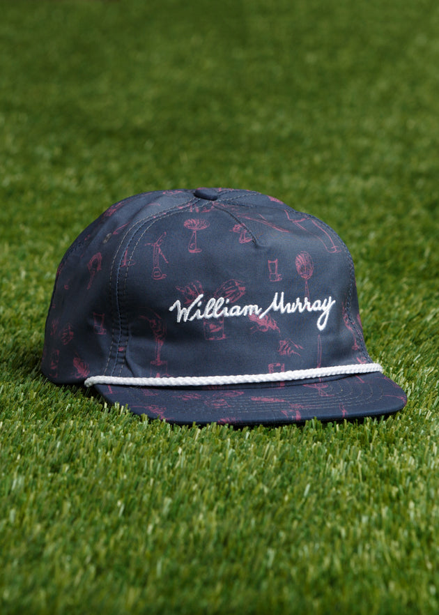 c4421d0d6c2 Tools of the Trade Masters Rope Hat – William Murray Golf