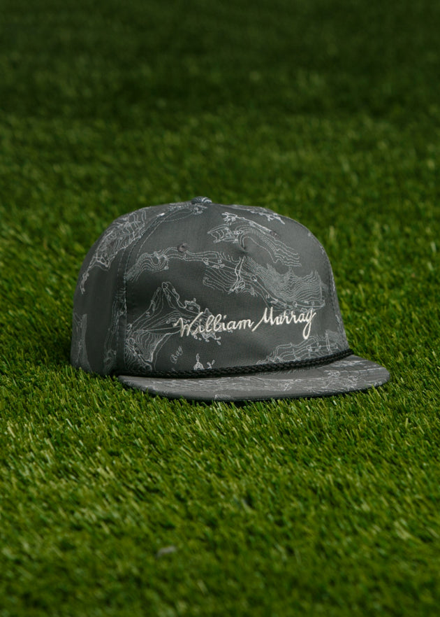 Murray Bay Masters Rope Hat – William Murray Golf f134f306d23
