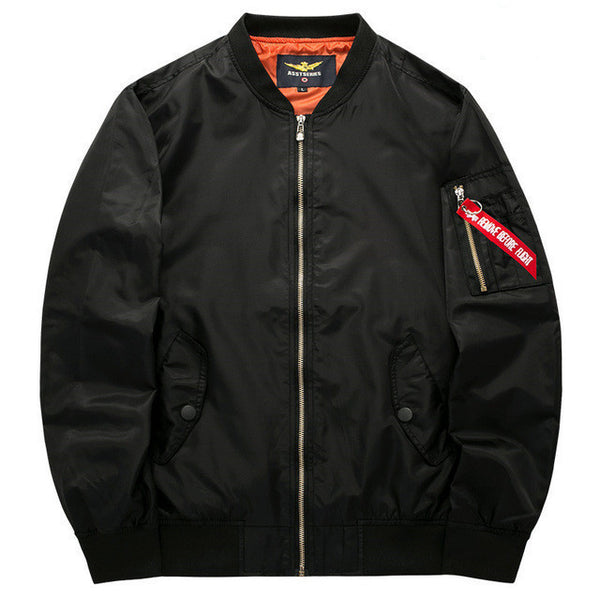 Men's CA-1 Aviator Bomber Air Force Pilot Style Jacket
