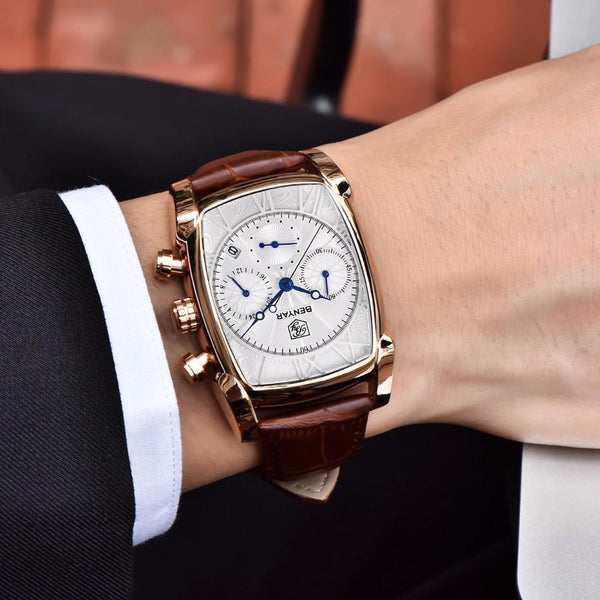 Le Monaco - Chronograph - 42mm