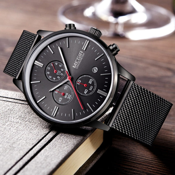 Venice Chronograph II Watch