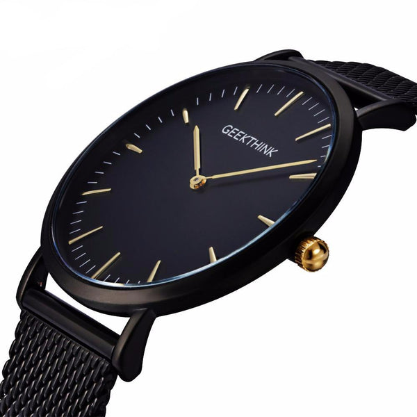 Nocturno Ultra Slim Classic Watch