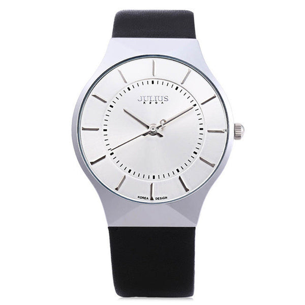 Copenhagen Ultra Thin White Dial Watch