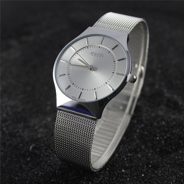 Copenhagen Steel Mesh Watch