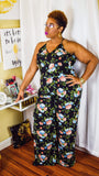 New Ariana Floral Jumpsuit-GirlCode Boutique-GirlCode Boutique