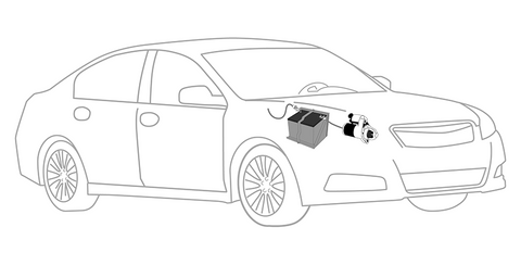 Starting, Charging & Batteries: Starter Replacement