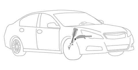 Steering and Suspension System: Inner Tie Rod & Outer Tie Rod Replacement