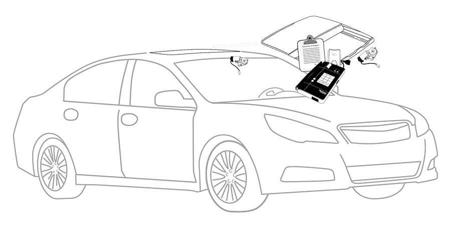 electrical and electronic systems  power sunroof repair