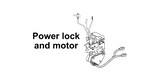 Electrical and Electronic Systems: Power Locks Repair