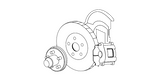 Brake Repair: Rear Disc Brake Repair
