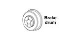 Brake Repair: Rear Drum Brake Repair