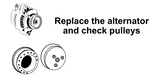 Starting, Charging & Batteries: Alternator Replacement