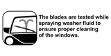 Preventive Maintenance: Wiper Blades Replacement