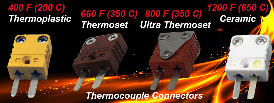 Thermocouple Connector Guide