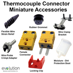 Thermocouple Connector Miniature Accessories