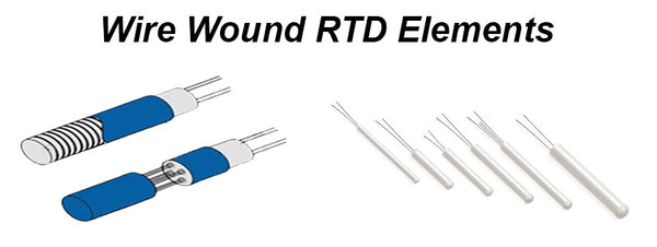 Wire Wound Rtd   Rtd Elements Evolution Sensors And Controls