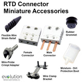 RTD Connector Miniature Accessories