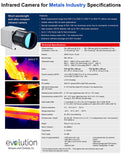 Infrared Camera for the Metals Industry Technical Specification 1