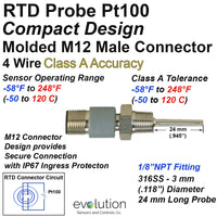 4 Wire RTD | Evolution Sensors and Controls