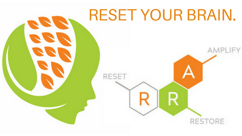 Reset your brain
