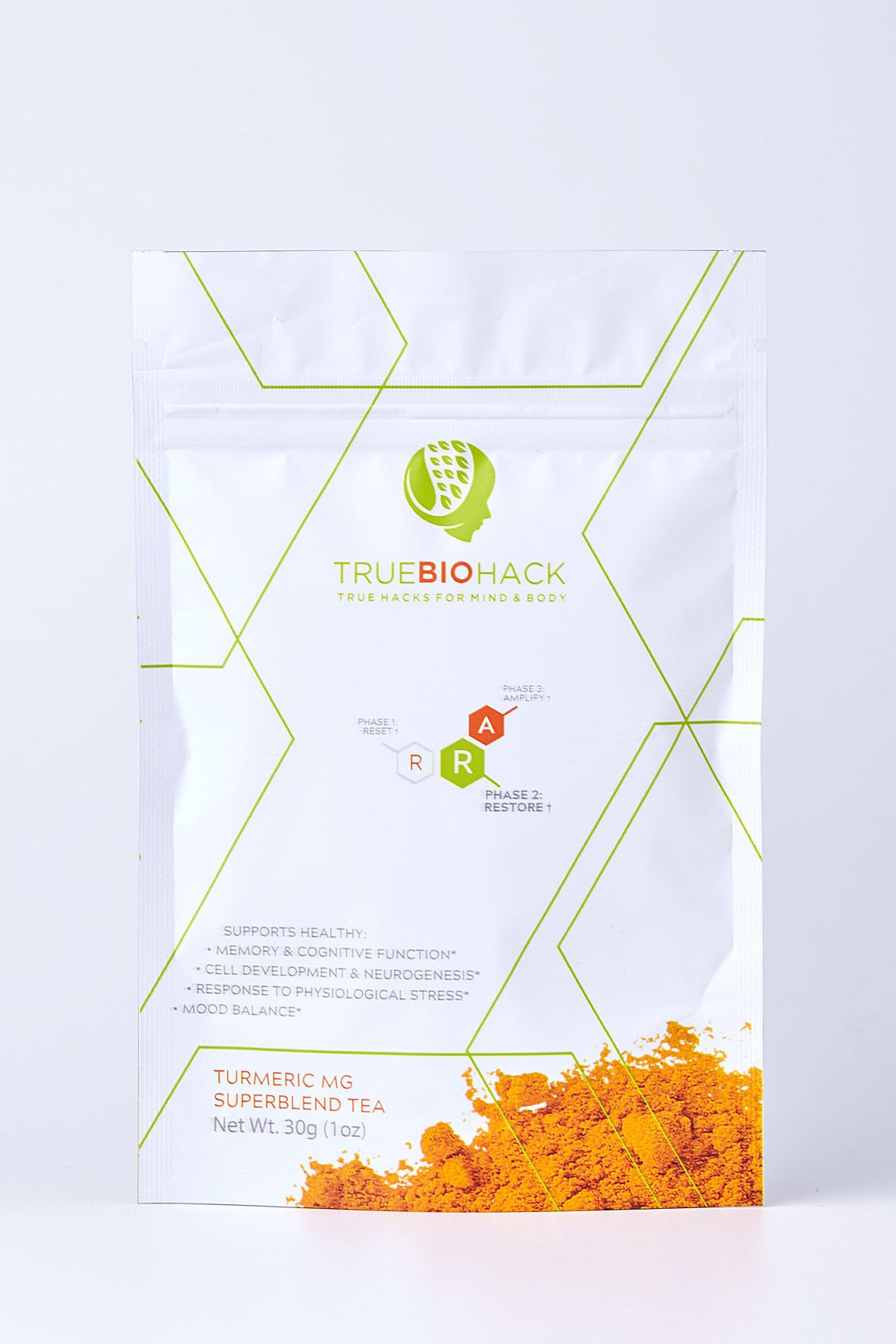 Turmeric Tea MG Superblend