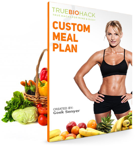 Customized Meal (& Workout) Plan